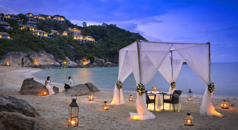 Dinner of the Legend, Banyan Tree Samui
