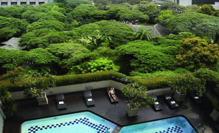 Bliston Suwan Park View, 9 Soi Tonson Ploenchit Road Lumpini Pathumwan, 10330 Bangkok, Thailand