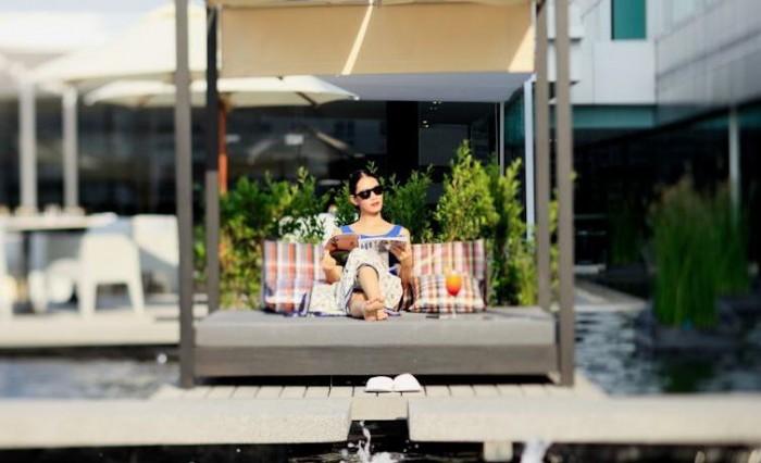 Centara Watergate Pavillion Hotel Bangkok, 567 Ratchaprarop Rd., Makkasan, Ratchathewi, Pathumwan, 10400 Bangkok, Thailand