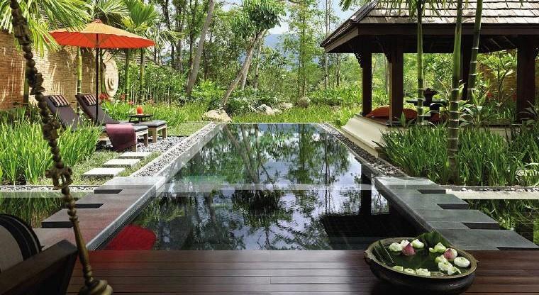 Pool Villa Pool, Four Seasons Resort Chiang Mai