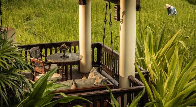 Rice Terrace Pavilion, Four Seasons Resort Chiang Mai