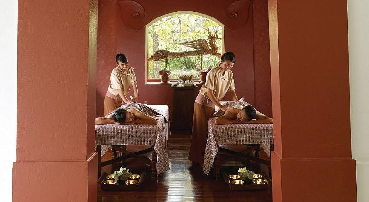 Couple's Retreat at the spa, Four Seasons Resort Chiang Mai