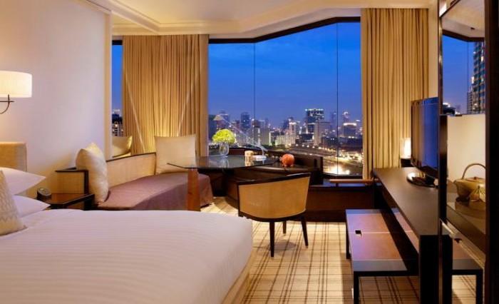 Grand Hyatt Erawan Bangkok, 494 Rajdamri Road, Pathumwan, 10330 Bangkok, Thailand