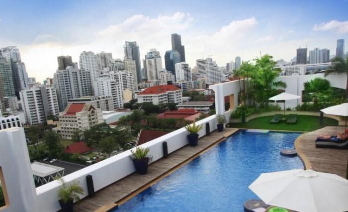 Grand Mercure Bangkok Asoke Residence, 50-5 Sukhumvit Soi 19, Wattana, 10110 Bangkok, Thailand