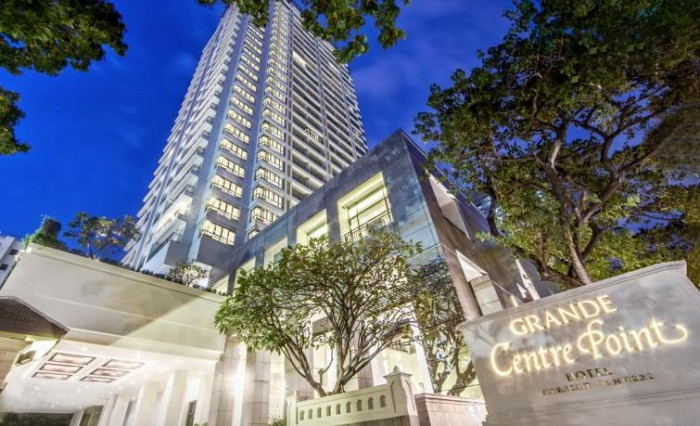 Grande Centre Point Hotel Ploenchit, 100 Wireless Road, Lumpini, Patumwan, Pathumwan, 10330 Bangkok, Thailand