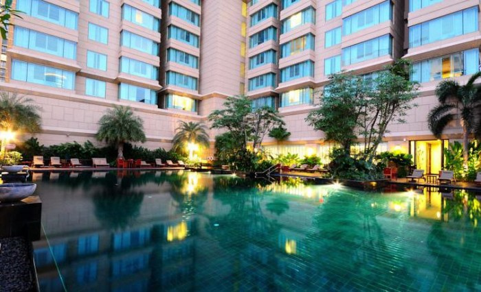 Grande Centre Point Hotel Ratchadamri Bangkok, 153/2 Soi Mahatlek Luang 1, Ratchadamri Road, Lumpini, Pathumwan, 10330 Bangkok, Thailand
