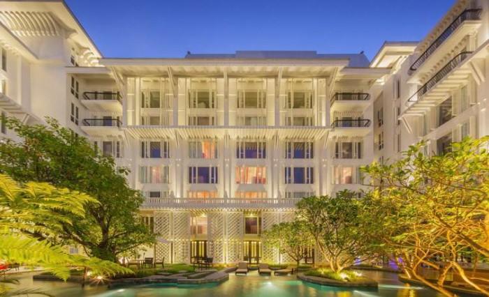 Hua Chang Heritage Hotel, 400 Phayathai Road, Pathumwan, 10330 Bangkok, Thailand