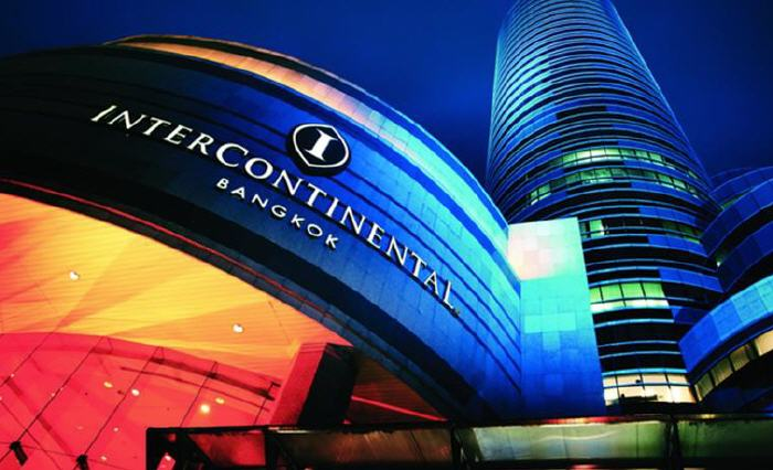 InterContinental Bangkok, 973 Phloen Chit Road, Pathumwan, 10330 Bangkok, Thailand