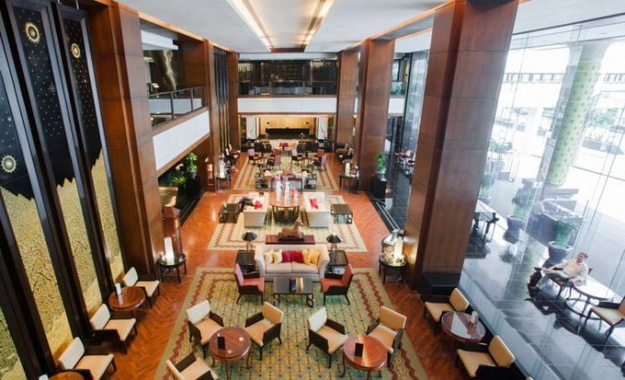 JW Marriott Hotel Bangkok, 4 Sukhumvit Road, Soi 2, 10110 Bangkok, Thailand