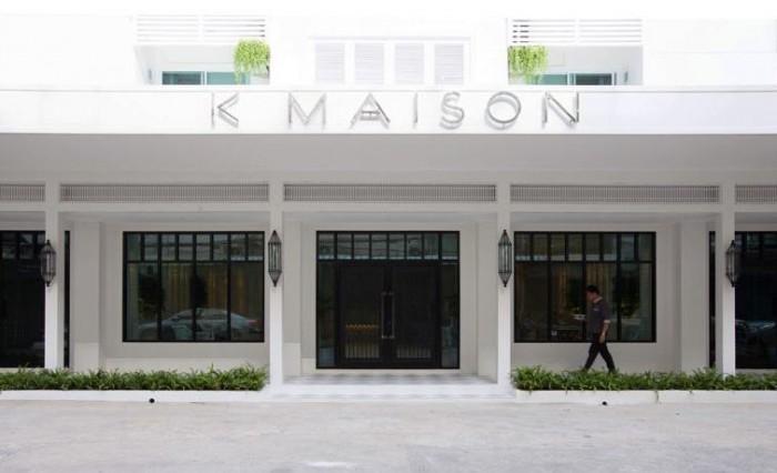 K Maison Boutique Hotel, 116/17-21 Rangnam Road Bangkok Thailand, Pathumwan, 10400 Bangkok, Thailand