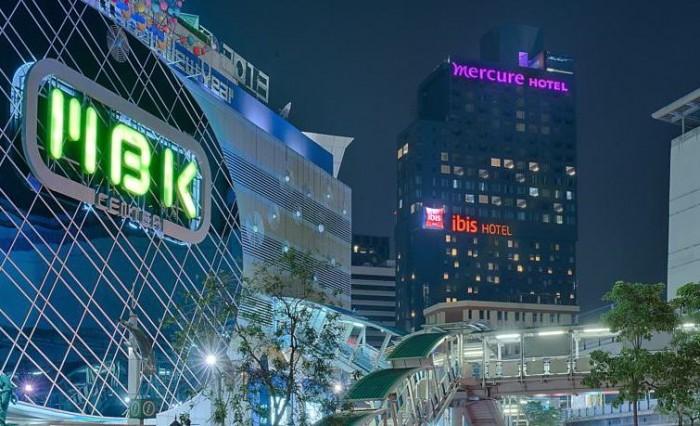 Mercure Bangkok Siam, Rama 1 Road, Wangmai, Prathumwan, 10330 Bangkok, Thailand