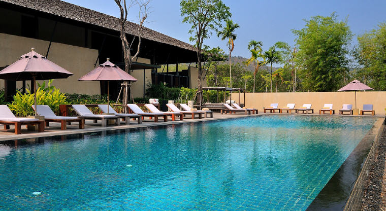 Public swimming pool, Muthi Maya Khao Yai