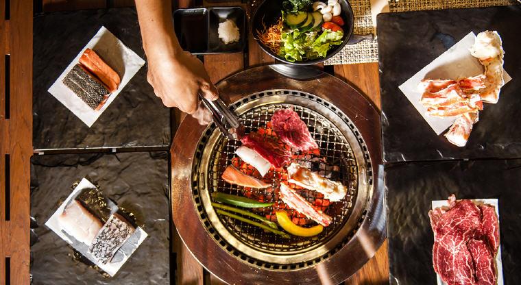 Tani Restaurant, Muthi Maya Khao Yai