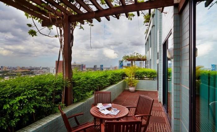 Natural Ville Executive Residences, 61 Langsuan, Lumpini , Wireless/Chidlom, Pathumwan, 10330 Bangkok, Thailand