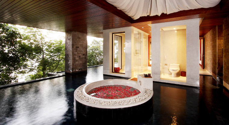 Dima Spa Suite, Paresa Resort Phuket