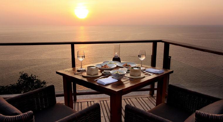 Talung Thai Restaurant, Paresa Resort Phuket