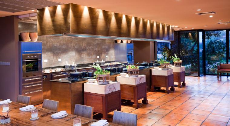 Cooking School, Paresa Resort Phuket