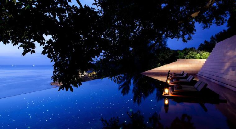 Infinity Pool, Paresa Resort Phuket