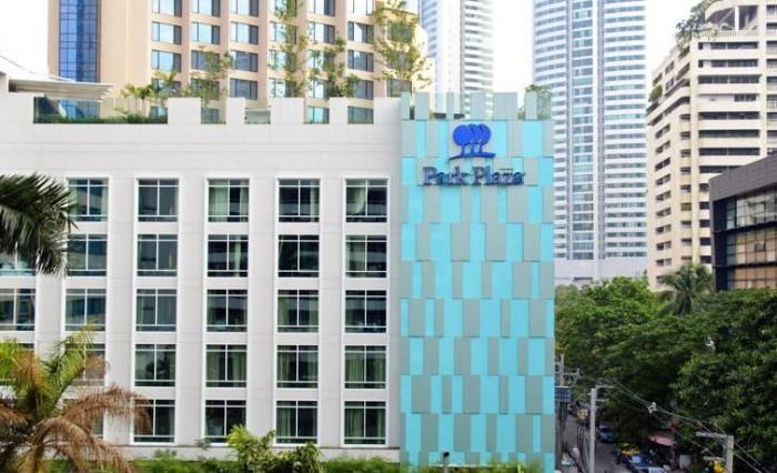 Park Plaza Bangkok Soi 18, Sukhumvit Road Soi 18, (BTS Asoke / MRT Sukhumvit), Klongtoey, Khlong Toei, 10110 Bangkok, Thailand