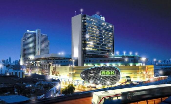 Pathumwan Princess Hotel, 444 MBK Centre, Phayathai Road, Pathumwan, 10330 Bangkok, Thailand