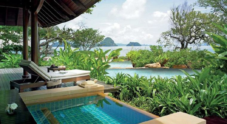 Beach Villa, Phulay Bay, A Ritz-Carlton Reserve