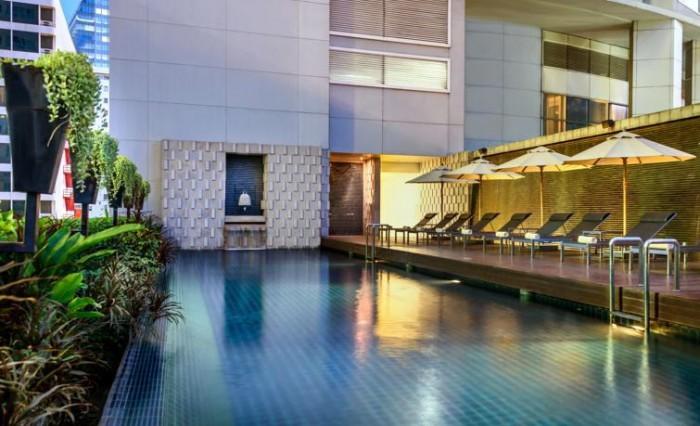 Pullman Bangkok Grande Sukhumvit, 30 Sukhumvit 21, Asoke Road, Wattana, 10110 Bangkok, Thailand