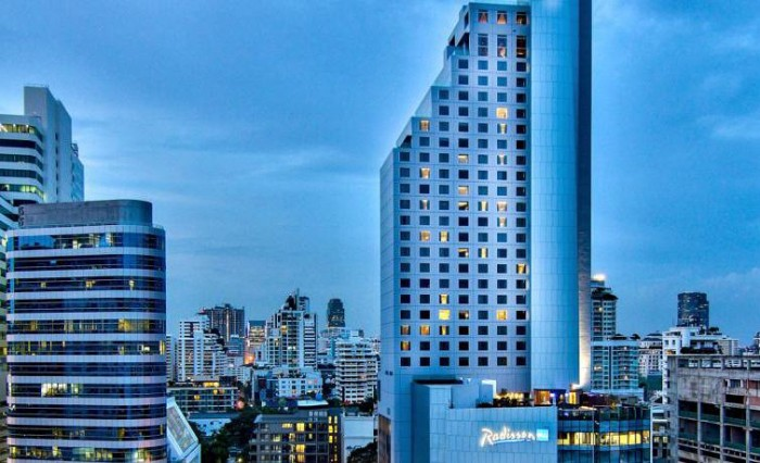 Radisson Blu Plaza Bangkok, 489 Sukhumvit Road, Klongtoey Nua Wattana, Wattana, 10110 Bangkok, Thailand