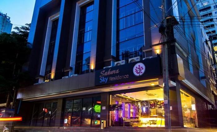 Sakura Sky Residence, 9/1 Sukhumvit 33 Road, Wattana, 10100 Bangkok, Thailand