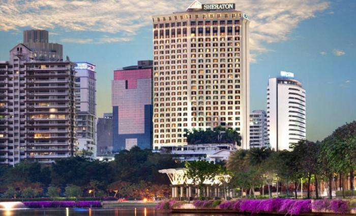 Sheraton Grande Sukhumvit, 250 Sukhumvit Road, Khlong Toei, 10110 Bangkok, Thailand