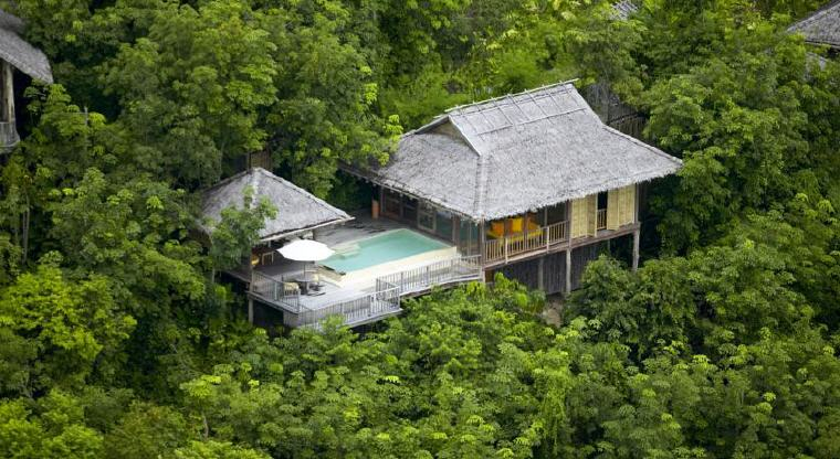 Pool Villa, Six Senses Yao Noi