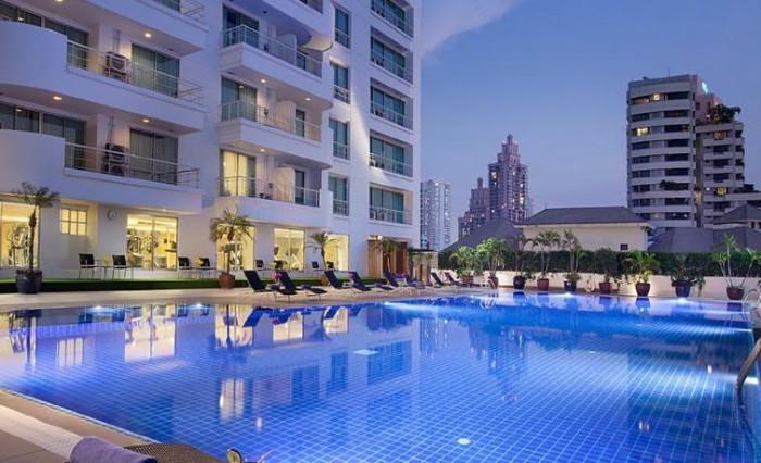 Somerset Lake Point Bangkok, 41 Sukhumvit Soi 16, Sukhumvit Road, Khlong Toei, 10110 Bangkok, Thailand