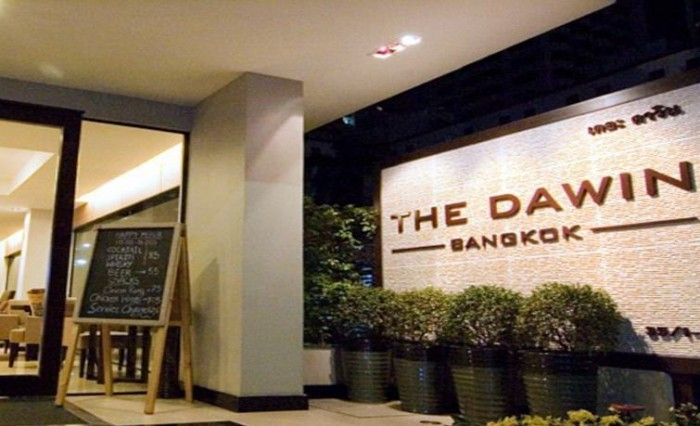 The Dawin Nana, 35/1-2 Sukhumvit Road, Soi Nanatai (4), Khlong Toei, 10110 Bangkok, Thailand