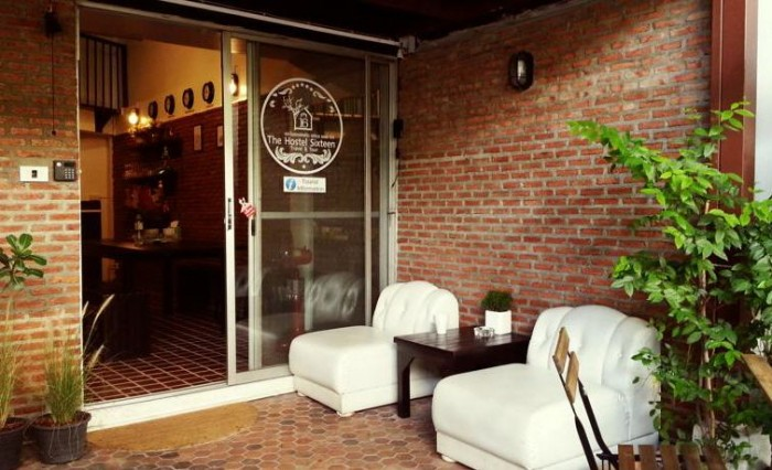 The Hostel 16, 178/6 Soi Sukhumvit 16 Klong Toey, Khlong Toei, 10110 Bangkok, Thailand