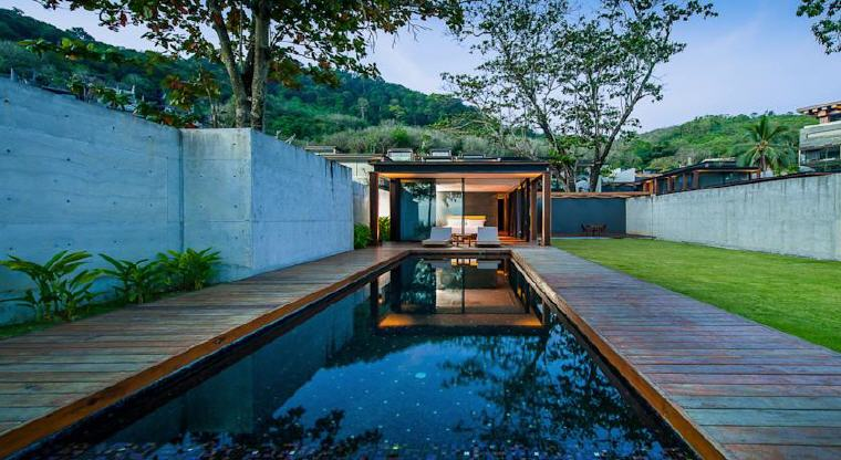 One-Bedroom Beachfront Pool Villa, The Naka Phuket
