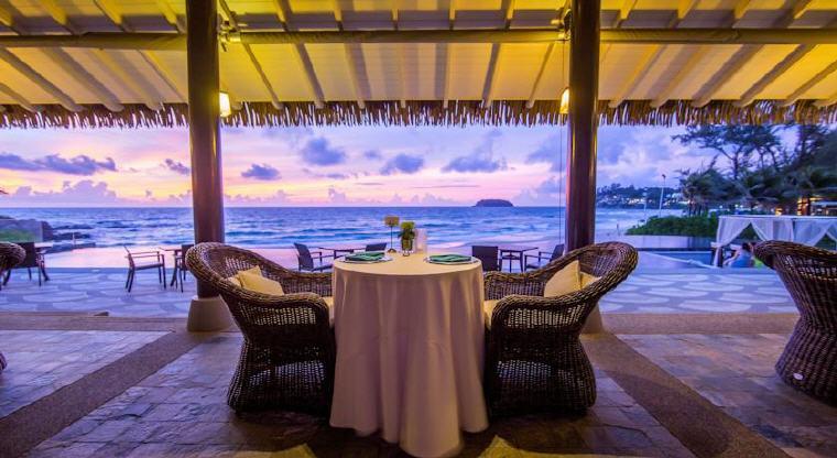 The Harbor Restaurant, The Shore At Katathani