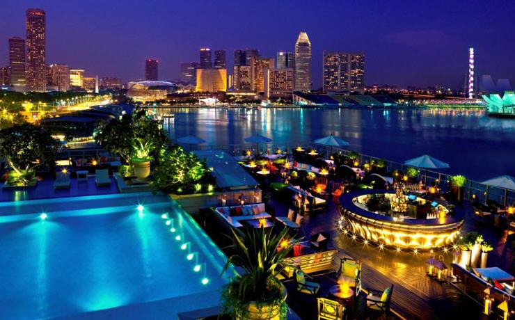 Top Hotels In Singapore Based On Review Score