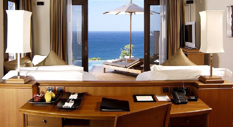 Ocean View Pool Room, Trisara, Phuket