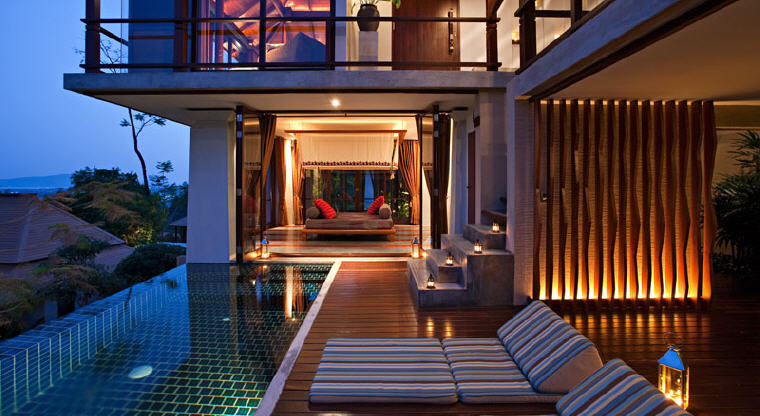 Duplex Pool Villa, Villa Zolitude Resort & Spa