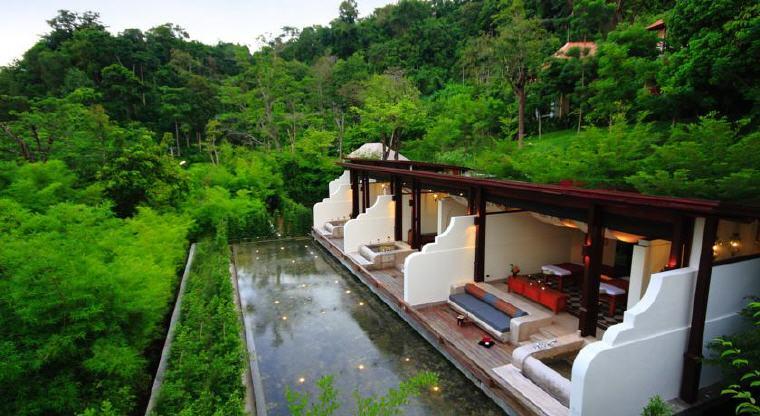 Zense Spa, Villa Zolitude Resort & Spa