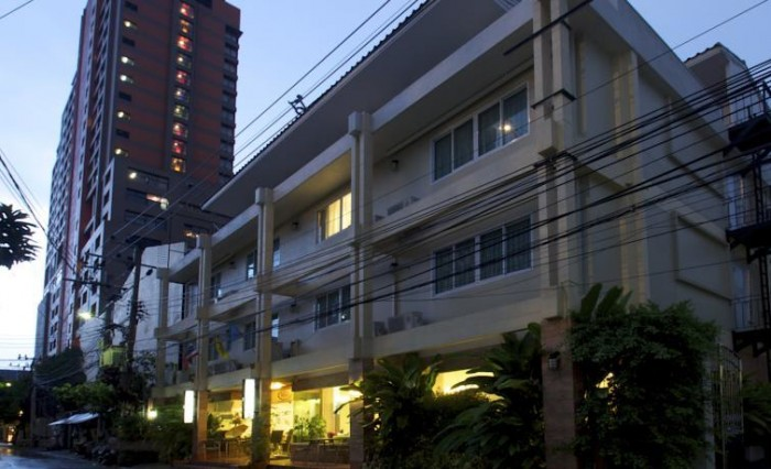 Vista Residence Bangkok, 80 Soi Kasemsan 3 Rama 1 Road Wangmai Patthumwan, 10330 Bangkok, Thailand