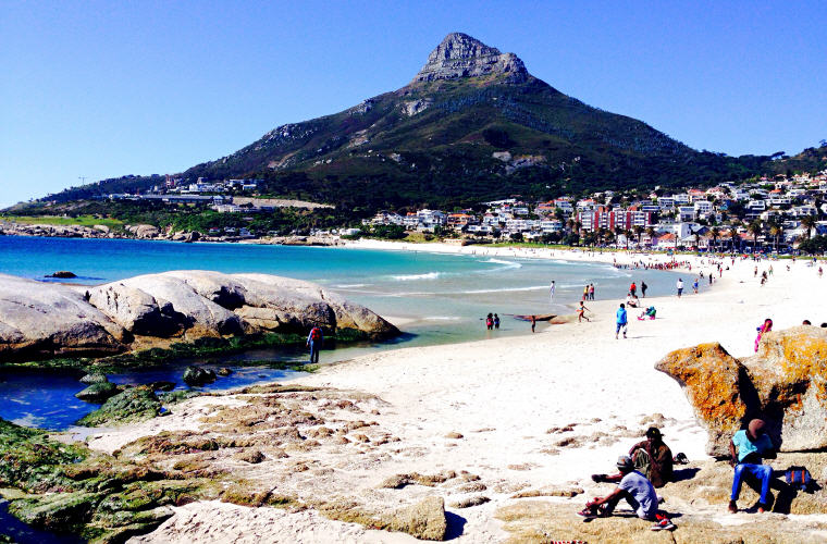 Camp's Bay Beach, Camps Bay, South Africa, TripAdvisor's 25 Best Beaches in the World 2016