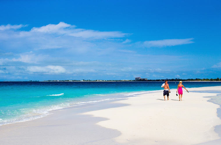 Grace Bay Beach, TripAdvisor's 25 Best Beaches in the World 2016