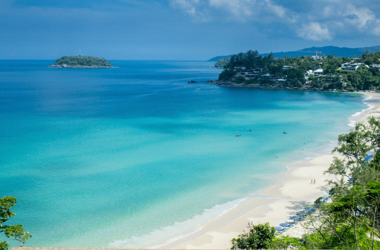 Kata Noi Beach, Phuket, TripAdvisor's 25 Best Beaches in the World 2016