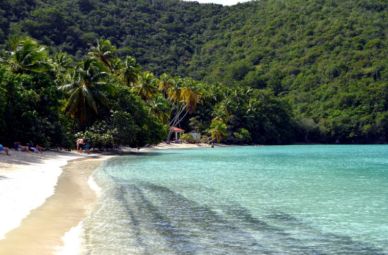 Maho Beach, Cruz Bay, St. John, TripAdvisor's 25 Best Beaches in the world
