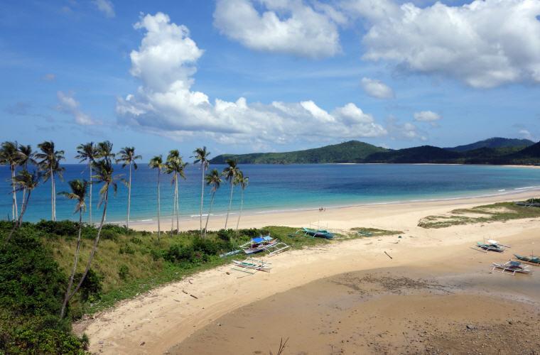 Nacpan Beach, El Nido, Philippines, 25 Best Beaches in the world 2016