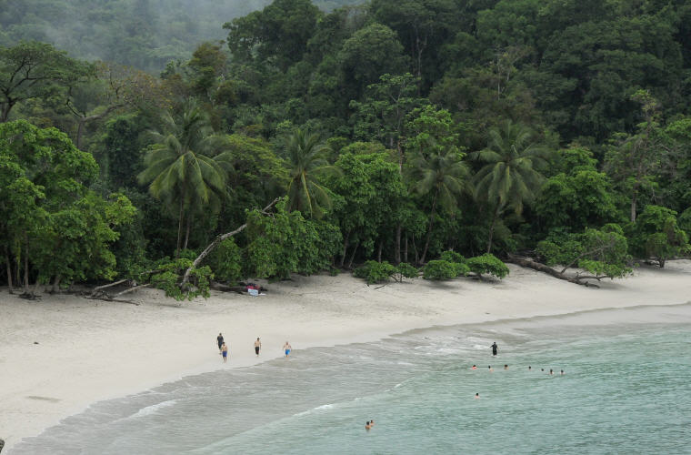 Playa Manuel Antonio, Costa Rica, TripAdvisor's 25 Best Beaches in the World 2016