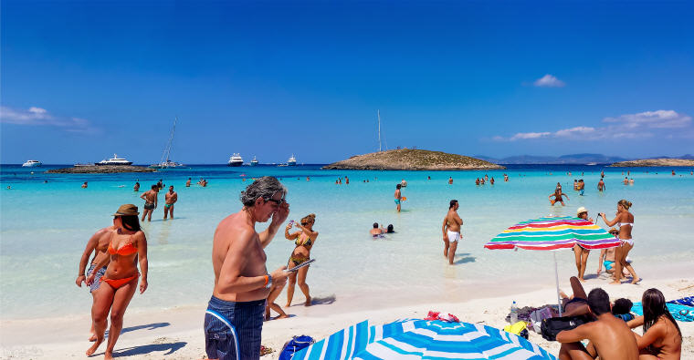Playa de Ses Illetes, Formentera, Balearic Islands, TripAdvisor's 25 Best Beaches in the world