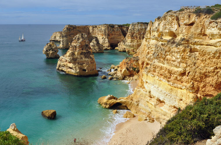 Praia da Marinha, Carvoeiro, Portugal, TripAdvisor's 25 Best Beaches in the World 2016