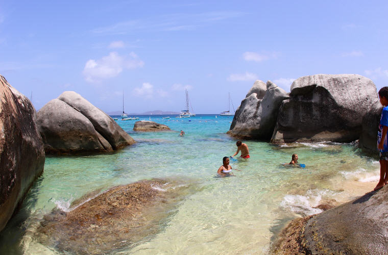 The Baths, Virgin Gorda, British Virgin Islands, TripAdvisor's 25 Best Beaches in the World 2016