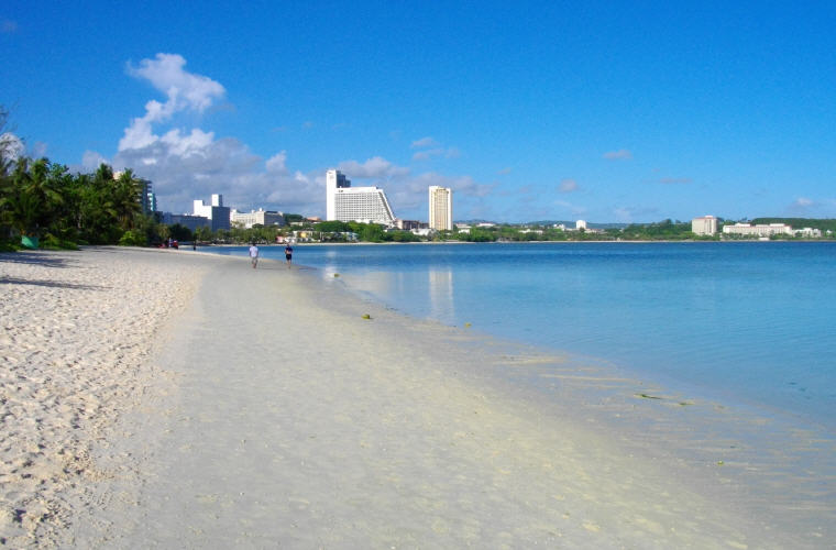 Tumon Beach, Tumon, Mariana Islands, TripAdvisor's 25 Best Beaches in the World 2016